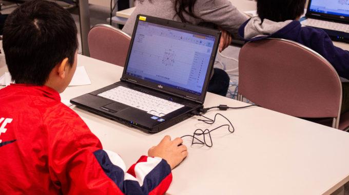 11月10日小学校高学年向けFusion360教室を開催しました!