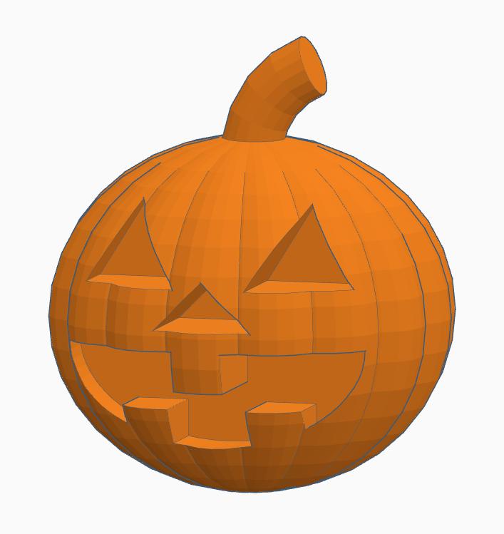 【10月】にかほ市 親子で体験!3Dプリンターでパンプキンを作ってみよう! @ フェライトこども科学館(多目的ギャラリー)